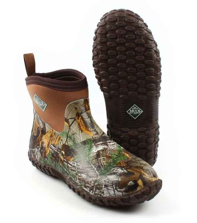 Сапоги MuckBoots Muckster II Ankle RealTree Xtra