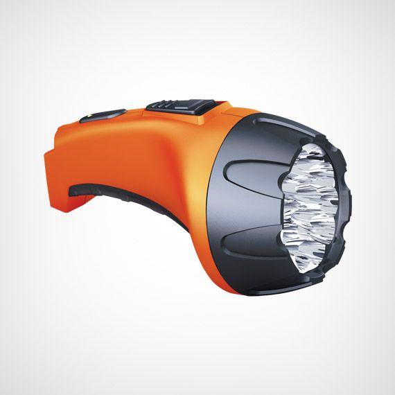 Фонарь аккумуляторный Фотон РM-0115 orange