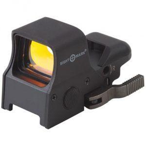 Прицел коллиматорный Sightmark SM14000 Ultra Shot QD Digital Switch Weaver