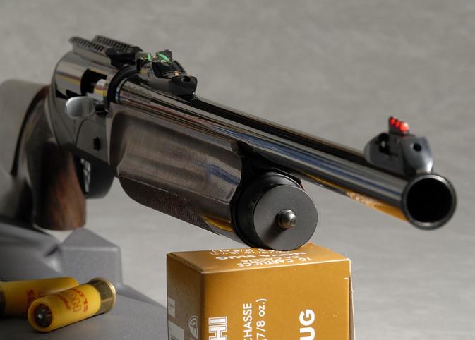 Fabarm XLR5 COMBO 76/51 и Benelli Raffaello Slug — новый взгляд на пулевую охоту с гладкоствольным ружьем!