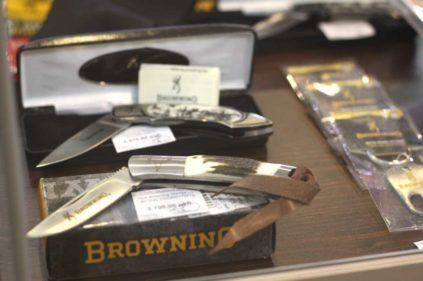 Купить нож Browning