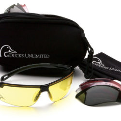 Очки Pyramex Ducks Unlimited DUCAB2-KIT (4 сменные линзы)