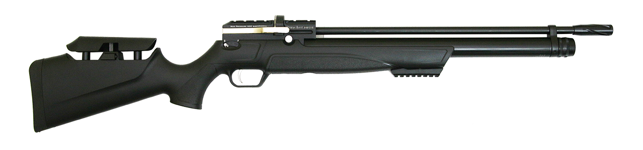 Винтовка PCP Kral Puncher Maxi.3 модератор пластик  кал. 6,35 мм
