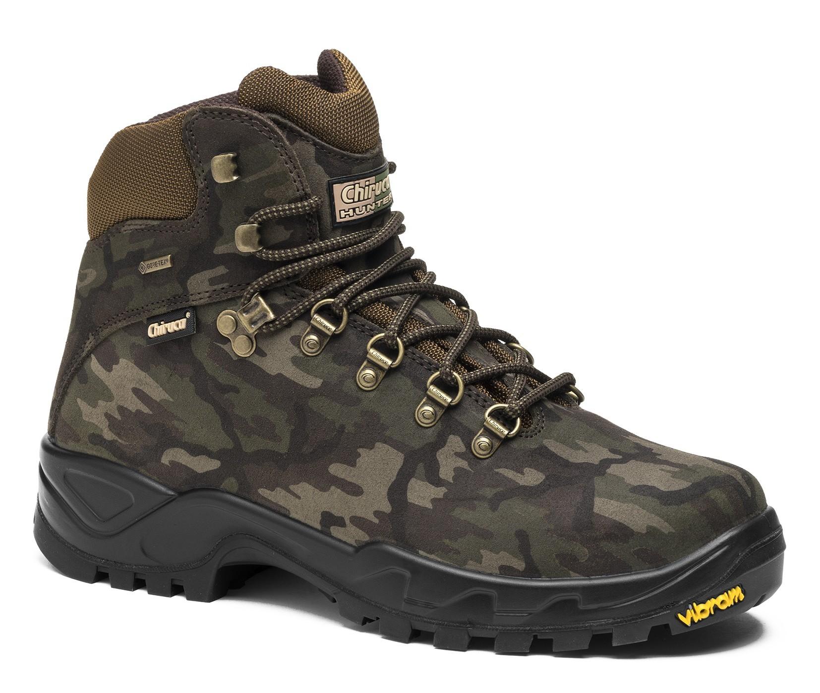 6b270db1 Ботинки Chiruca Camo 21 Gore-Tex (44270 21)   ORDVOR.COM