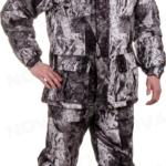 Костюм Nova-Tex Снеговик (алова изморозь)