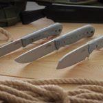 Ножи N.C. Custom — красота технологий.
