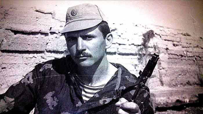 Алихейль-1987 г. - «Духовский район», были потери...