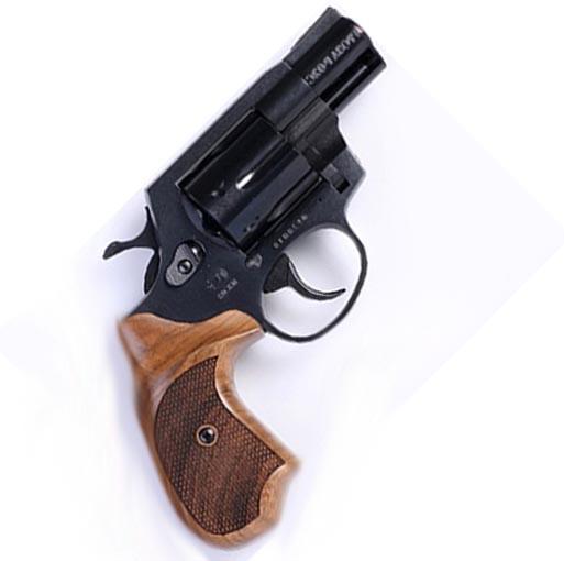 Револьвер ООП Гроза РС-02 кал. 9 мм РА