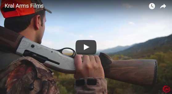 Видео KRAL ARMS