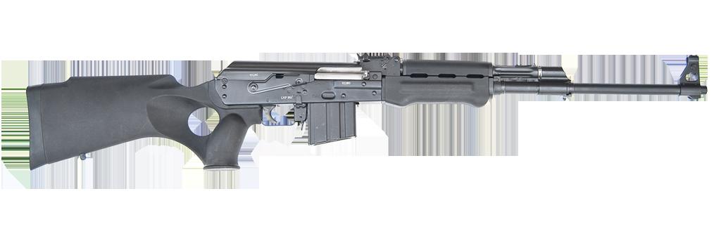 Видеообзор нарезного карабина Zastava M2010 cal .223Rem