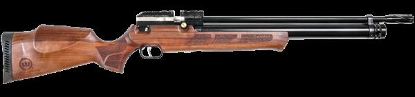 Винтовка PCP Kral Puncher Maxi.3 модератор орех  кал. 6,35 мм