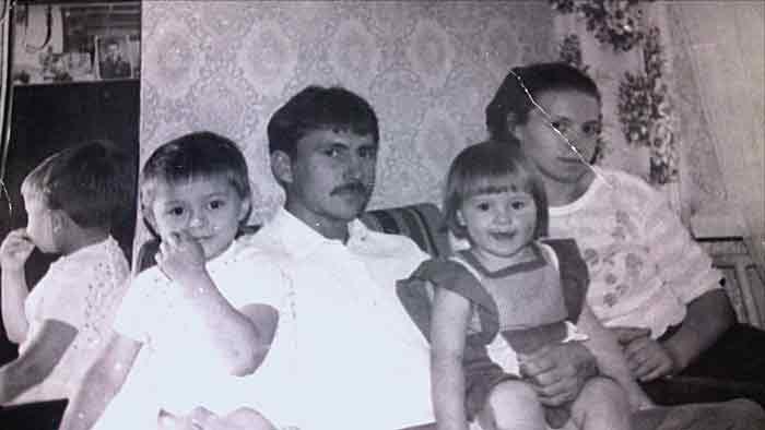 Семья - это сердце и душа Воина! Май 1987 г., Ленинград-отпуск!!!