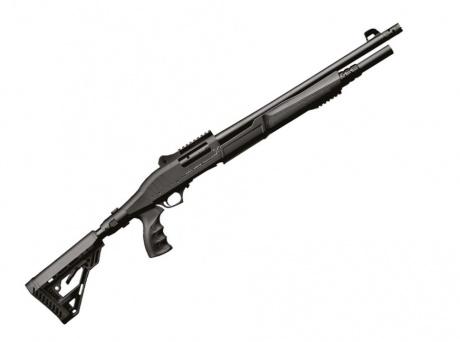 Kral Tactical X  12x76 плс 3 д/н складной приклад (610)