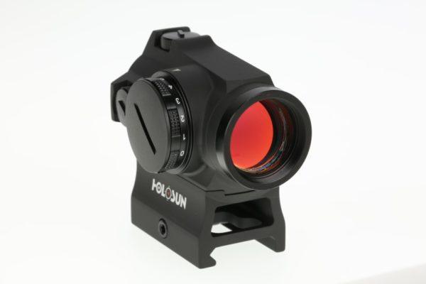 Прицел коллиматорный Holosun Micro HS503R Weaver/Picatinny