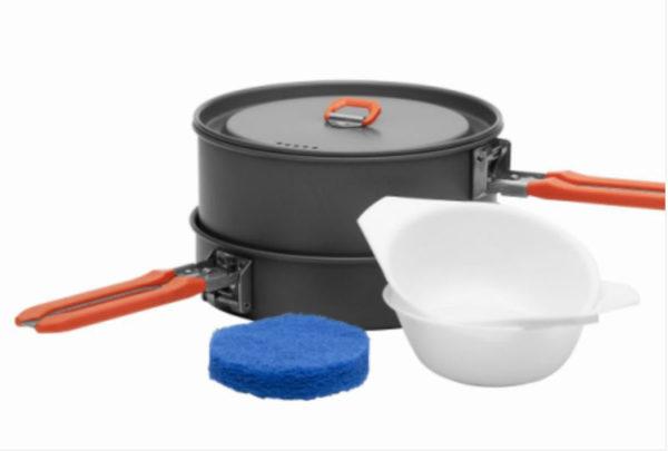 Набор посуды Fire-Maple FEAST1 на 1-2 персоны